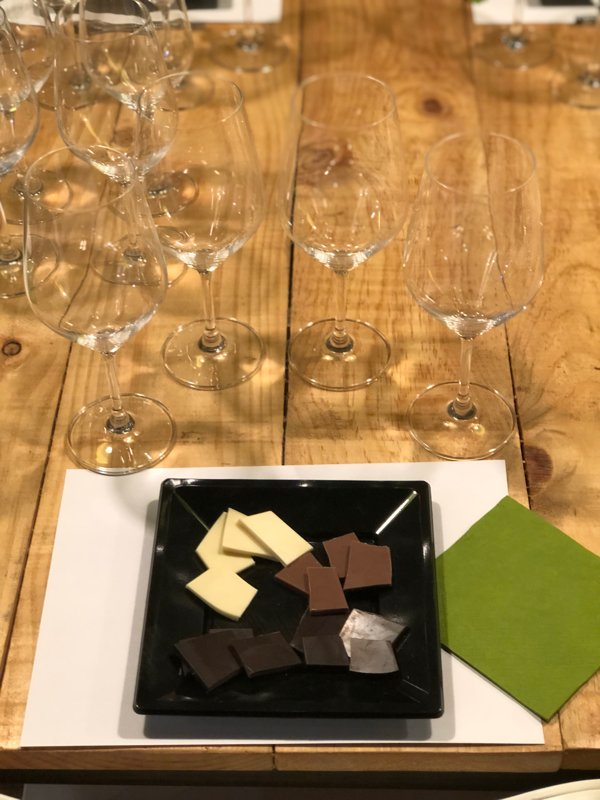 Tast de Vins i Xocolates